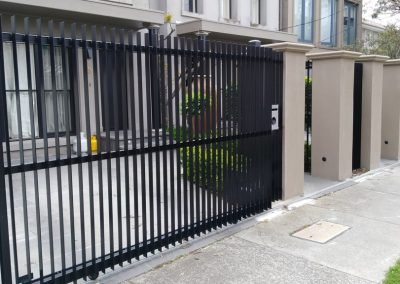 Automatic & Remote Gates Melbourne | Lockfast Fencing