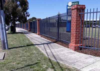 Custom Fencing Melbourne | Lockfast Fencing