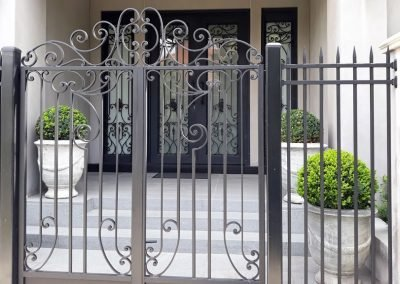 Wrought Iron Fencing Melbourne | Lockfast Fencing