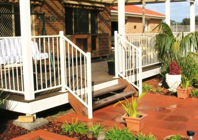Balustrades Melbourne | Lockfast Fencing