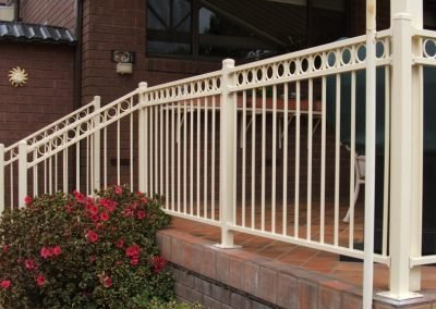 Steel Balustrade Melbourne | Lockfast Fencing