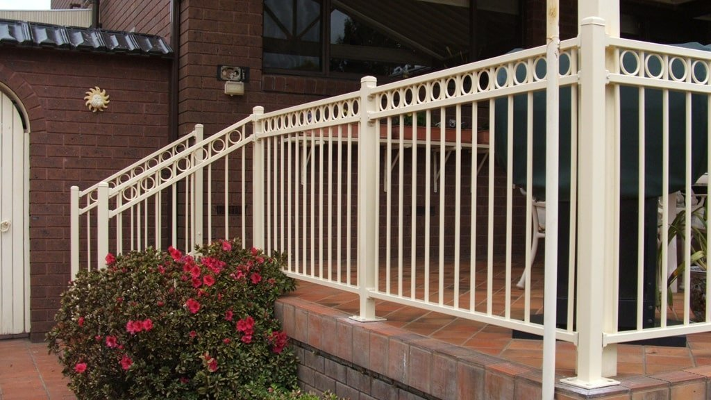 Steel & Wrought Iron Balustrades & Handrails