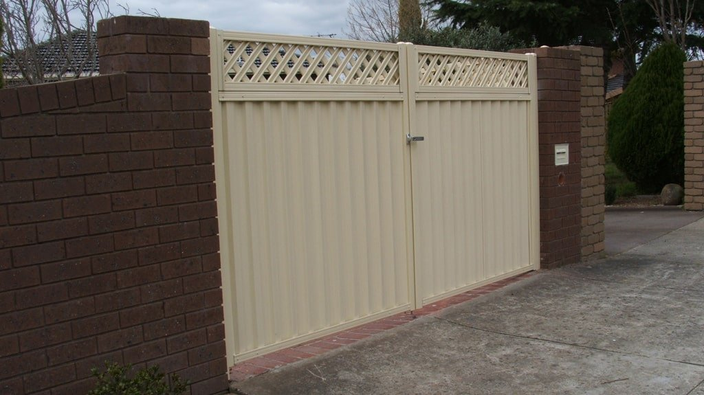 Colorbond Fences and Colourbond Gates