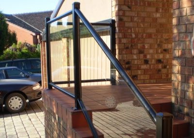 Glass Balustrade Melbourne | Lockfast Fencing