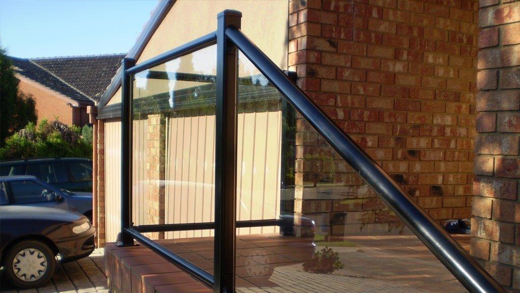 Glass Balustrade Melbourne | Lockfast Fencing