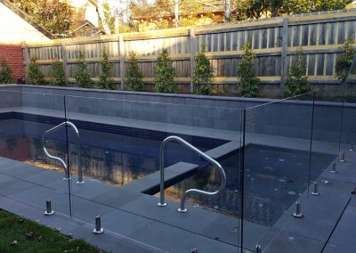 Glass Pool Fencing Melbourne | Lockfast Fencing
