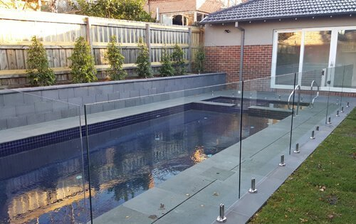 Glass Pool Fencing Melbourne | Lockfast Fencing Melbourne